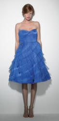 Debenhams Strapless Party Frock - Star by Julien Macdonald Limited Edition prom dress